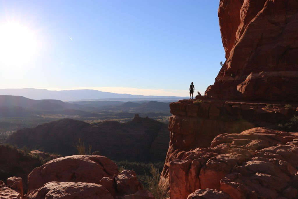 Cathedral Rock Trail Hike Guide Sedona
