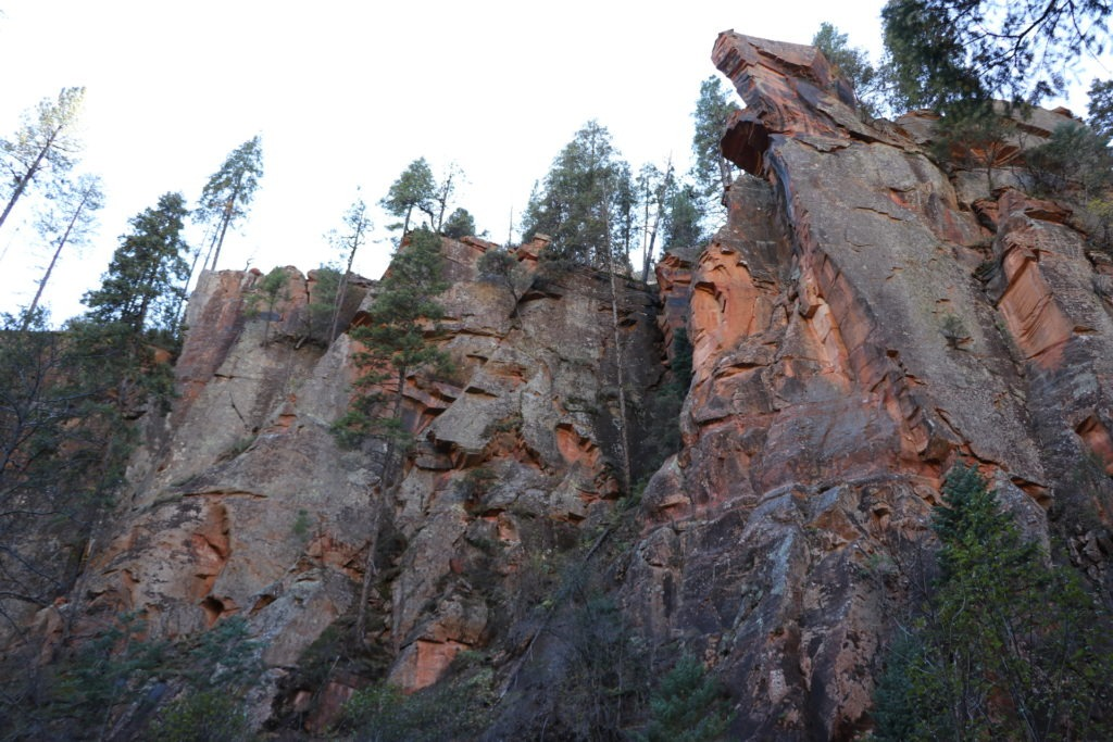 Best hikes in Sedona West Fork Trail