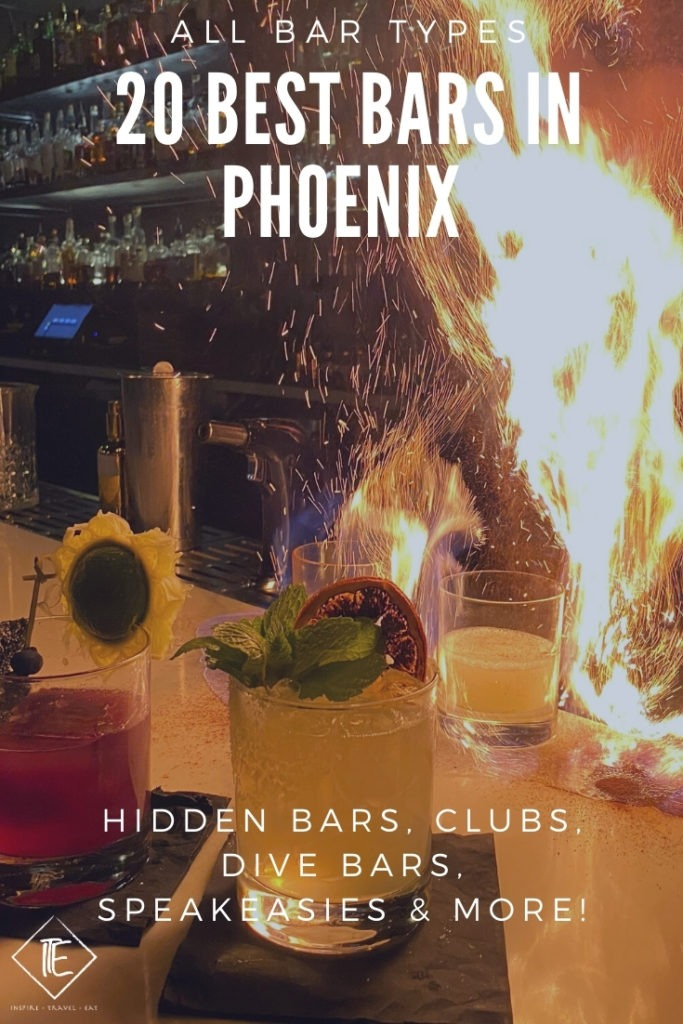 Best Bars In Phoenix