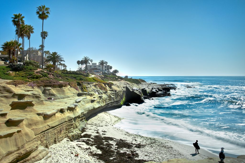 Best things to do in San Diego surf