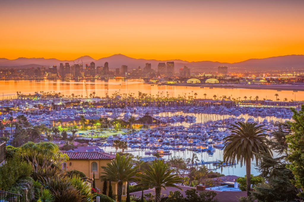 Best things to do in San Diego bay