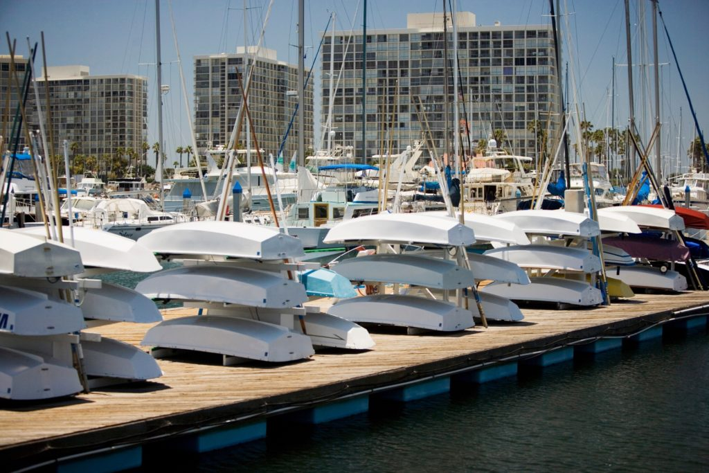 Best things to do in San Diego sail