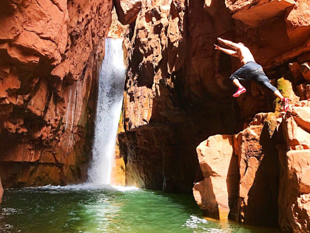 Cibecue Falls Hike Guide