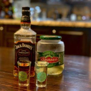 Pickleback Shot recipe