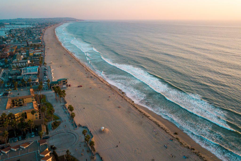 San Diego Bucket List Pacific Beach