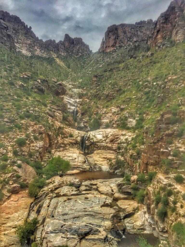 Seven Falls Trail Tucson Arizona