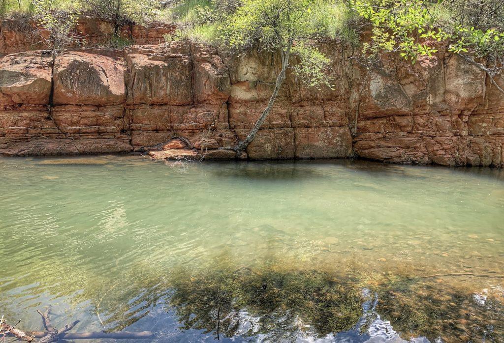 Wet Beaver Creek The Crack