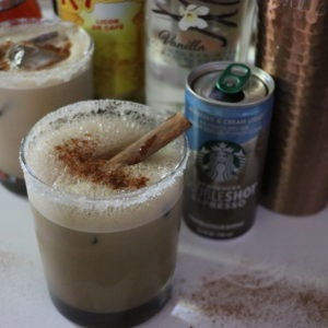 Shaft Espresso Shot Recipe