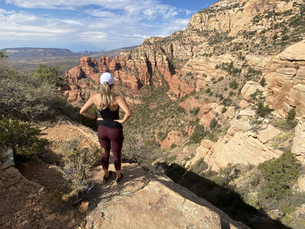 Best Hikes In Sedona Bear Mountain Trail 4