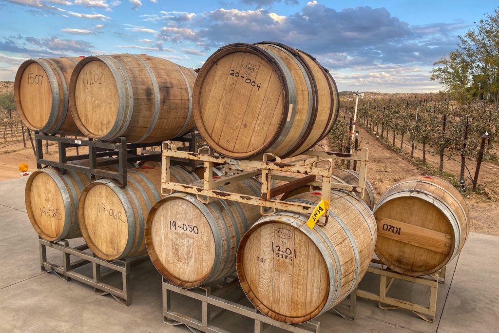 Best Wineries In Sedona Acantra Vineyard & Winery 2