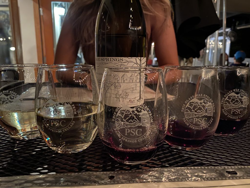 Page Springs Winery Best Things To Do Sedona