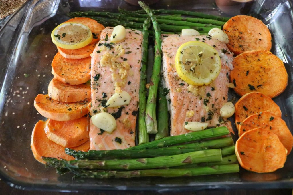 Best easy Baked Salmon recipe