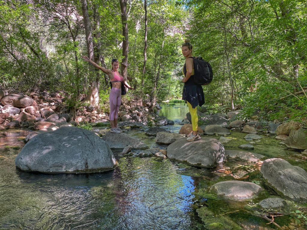 Bob Bear Trail formerly Fossil Springs