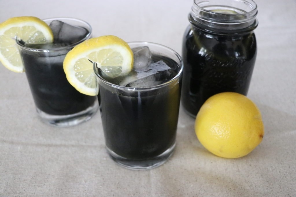 Activated Charcoal Detox & Weight Loss Drink Recipe | Inspire • Travel • Eat