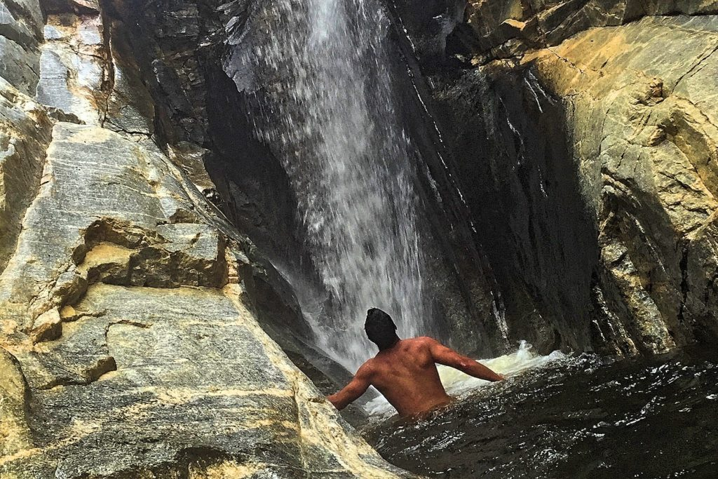 Seven Falls Hike guide best waterfalls in Arizona