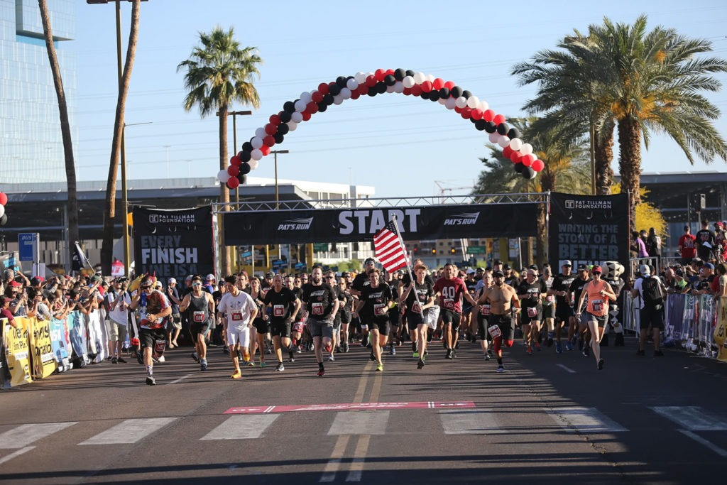The phoenix bucket list things you have to do Pat's Run