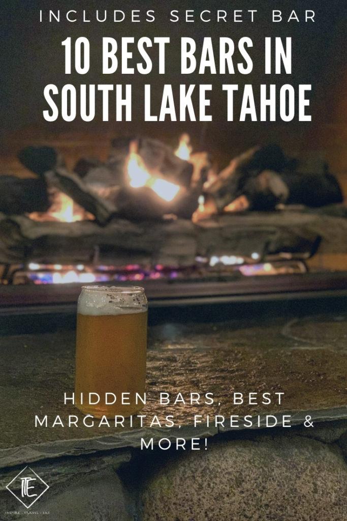 Best Bars In Lake Tahoe