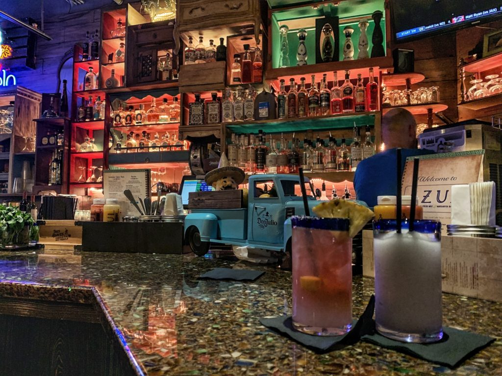 Best bars in South Lake Tahoe Azul Latin Kitchen