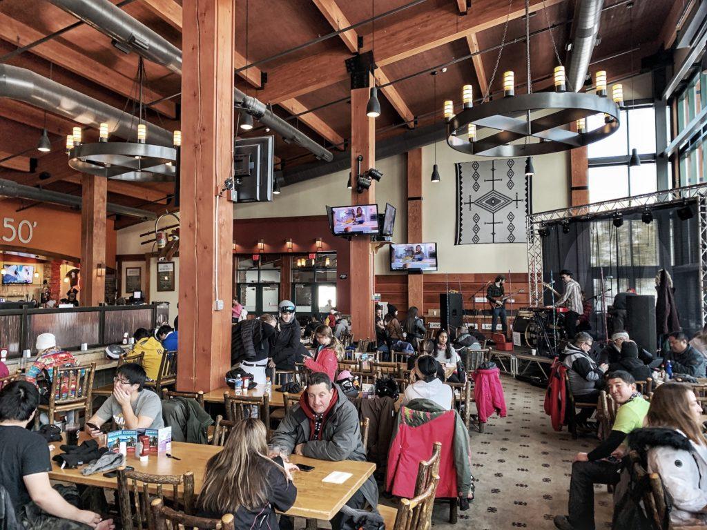 Best bars in South Lake Tahoe Tamarack Lodge