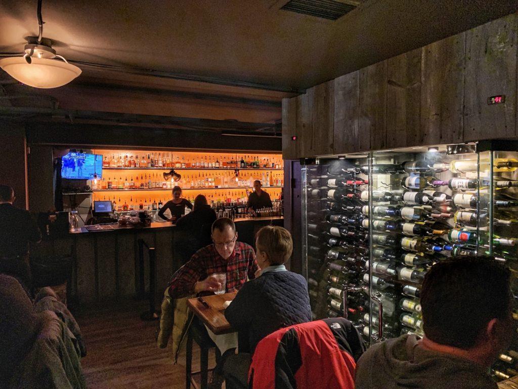 Best bars in lake tahoe The Loft
