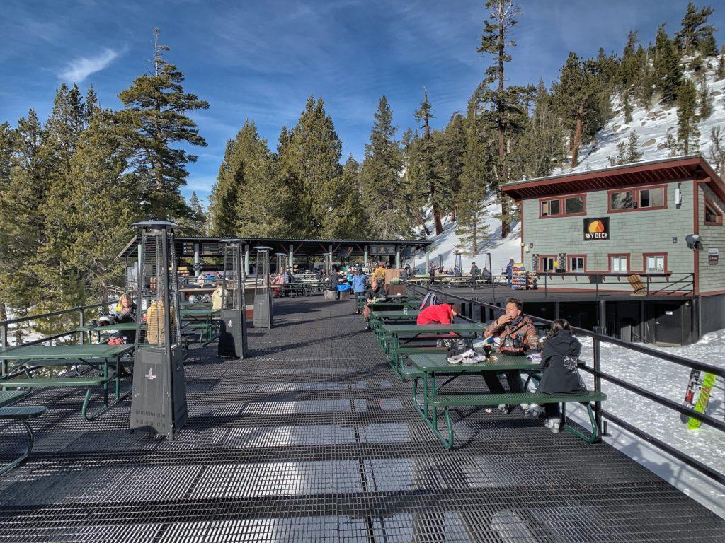 Best bars in lake tahoe Sky Bar