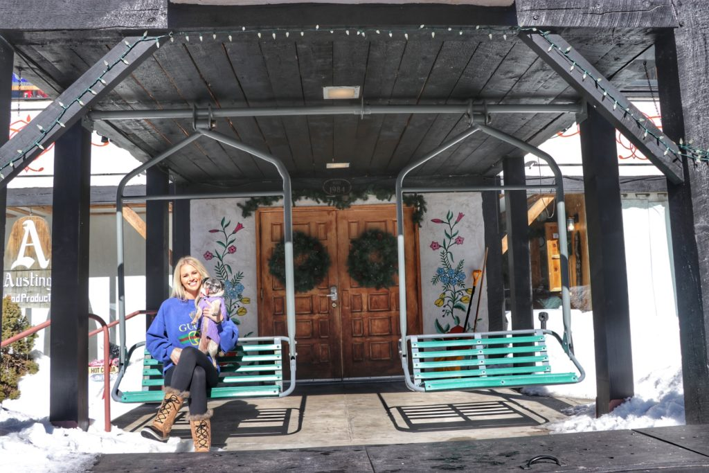 The best hotel at Taos Ski Valley