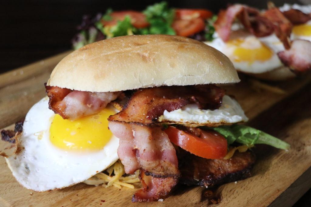 Best Hangover Breakfast Sandwich 7