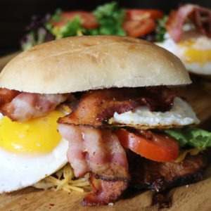 Best Hangover Breakfast Sandwich 7