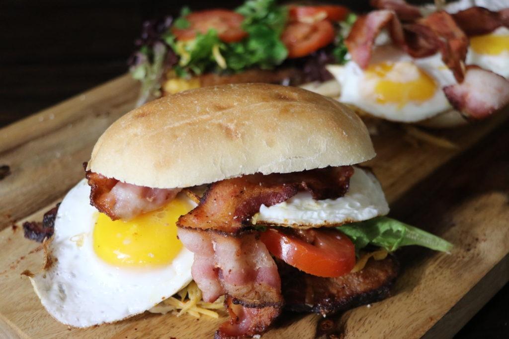 Best Hangover Breakfast Sandwich 8