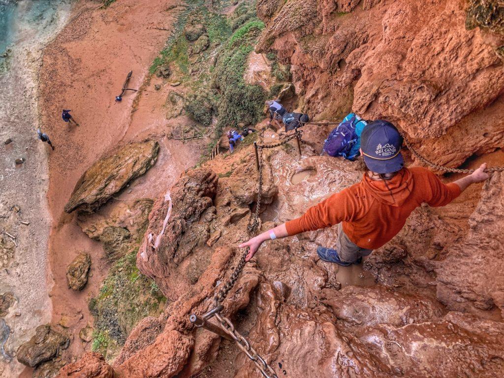 Havasupai Falls Hike guide best waterfalls in Arizona
