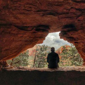 Best Sedona Hikes Soldier's Pass Cave Hike Trail - Sedona Hike
