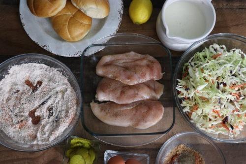 Best Nashville Hot Chicken Sandwich Recipe