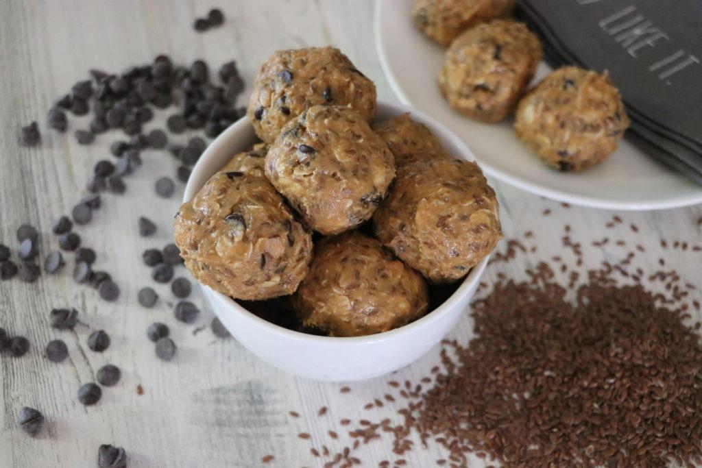 Peanut butter protein balls best brunch