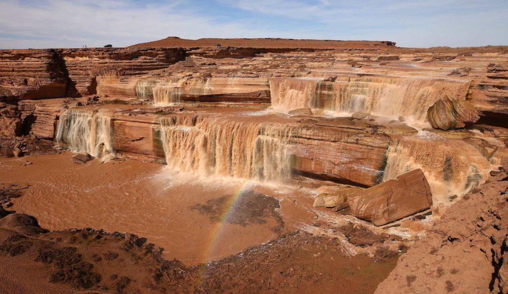 Grand Falls guide best waterfalls in Arizona