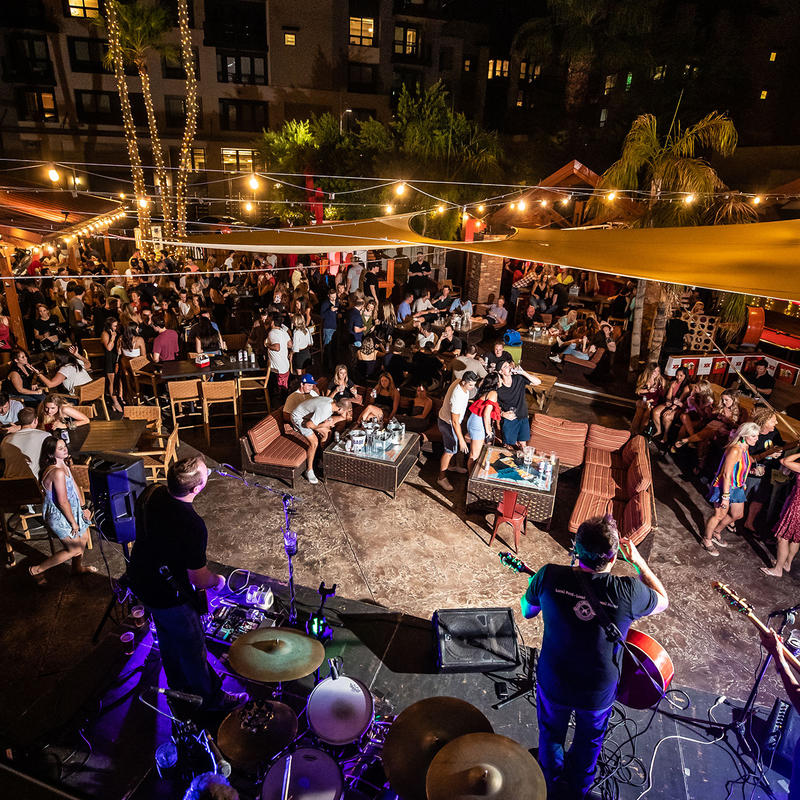 Boondocks Best Bars In Scottsdale