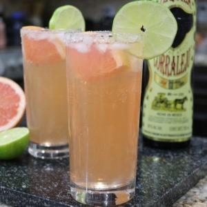 Easy Paloma recipe