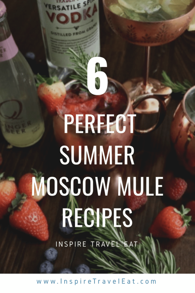 Easy Moscow Mule Recipes