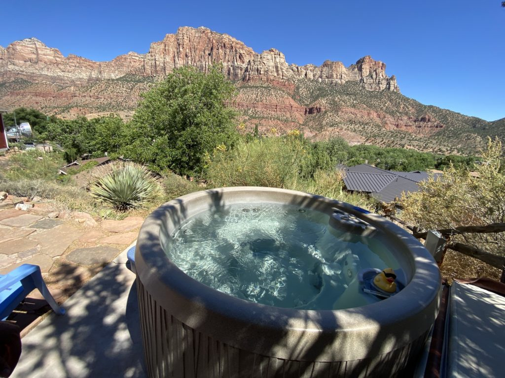 Best Place to Stay Zion Zion Red Rock Oasis