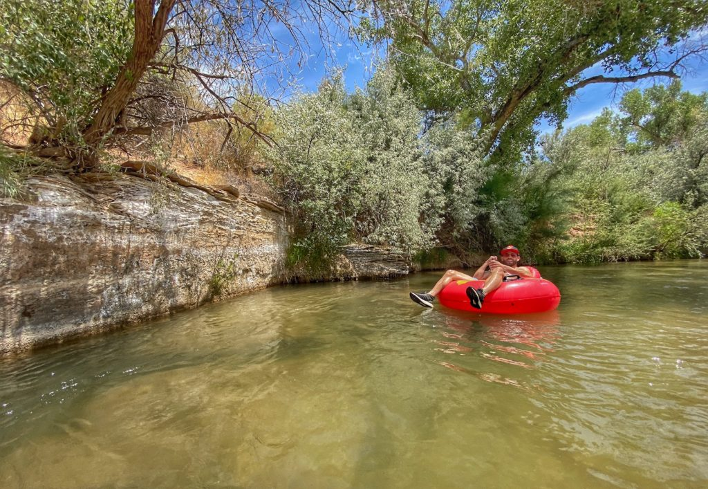 Bucket List Thing To Do In Zion National Park Tubing