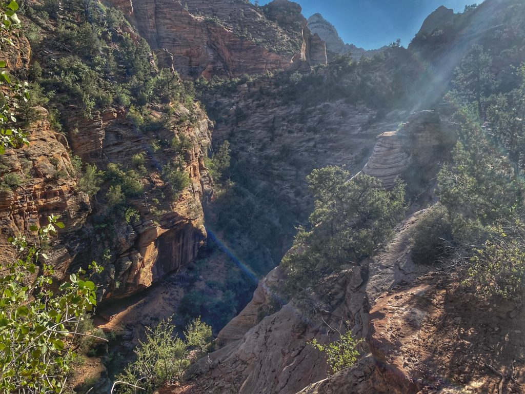 Best Hikes To Do In Zion Canyon Overlook 22