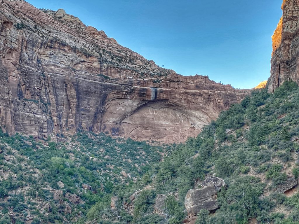 Bucket List Things To Do in Zion Views Mt Carmel Highway