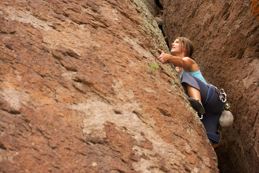Rock Climbing Zion Bucket List Must Do Things
