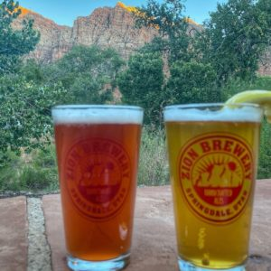Zion Canyon Brew Pub Beer