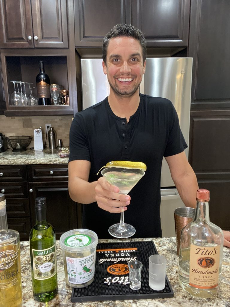 Best Easy Pickle Martini Recipe
