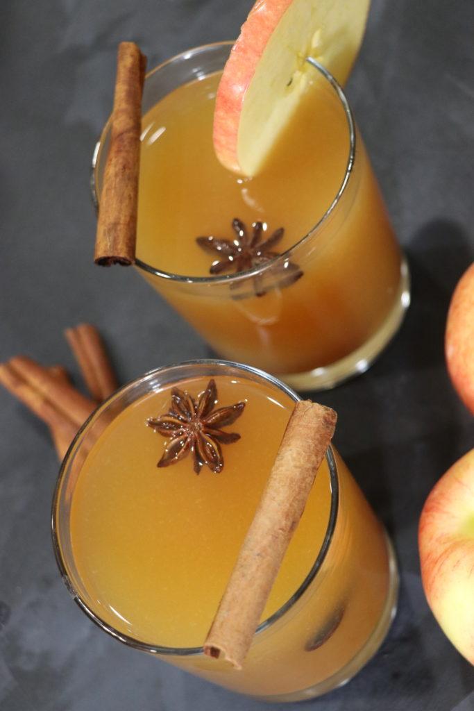Best Easy Spiked Hot Apple Cider Cocktail