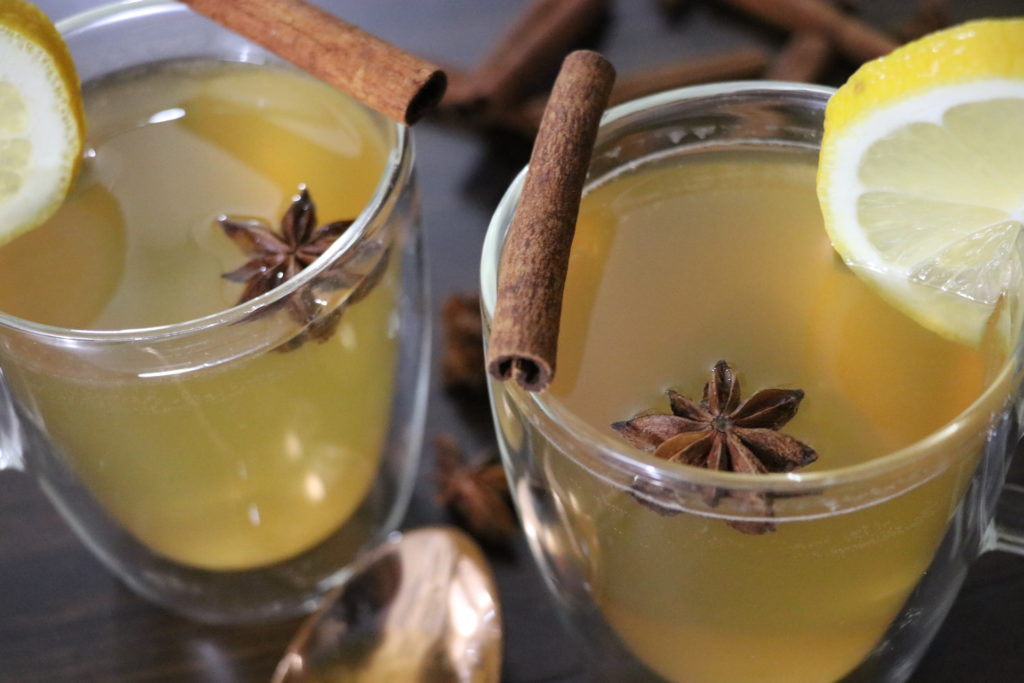 Best Easy Hot Toddy Recipe For Colds Cough and with Tea