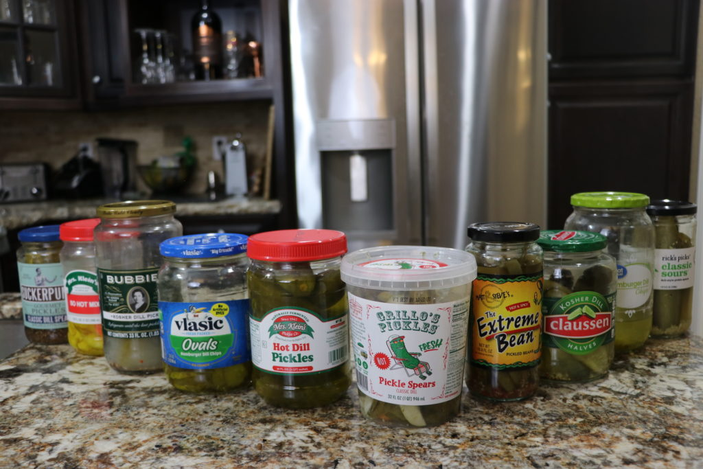 What Are The Best Pickles To Buy?