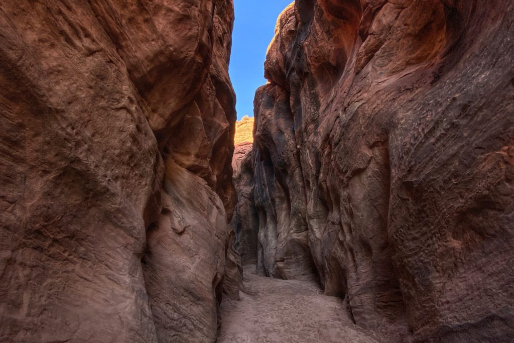 Wire Pass Slot Canyon & Buckskin Gulch Trail Hike 10
