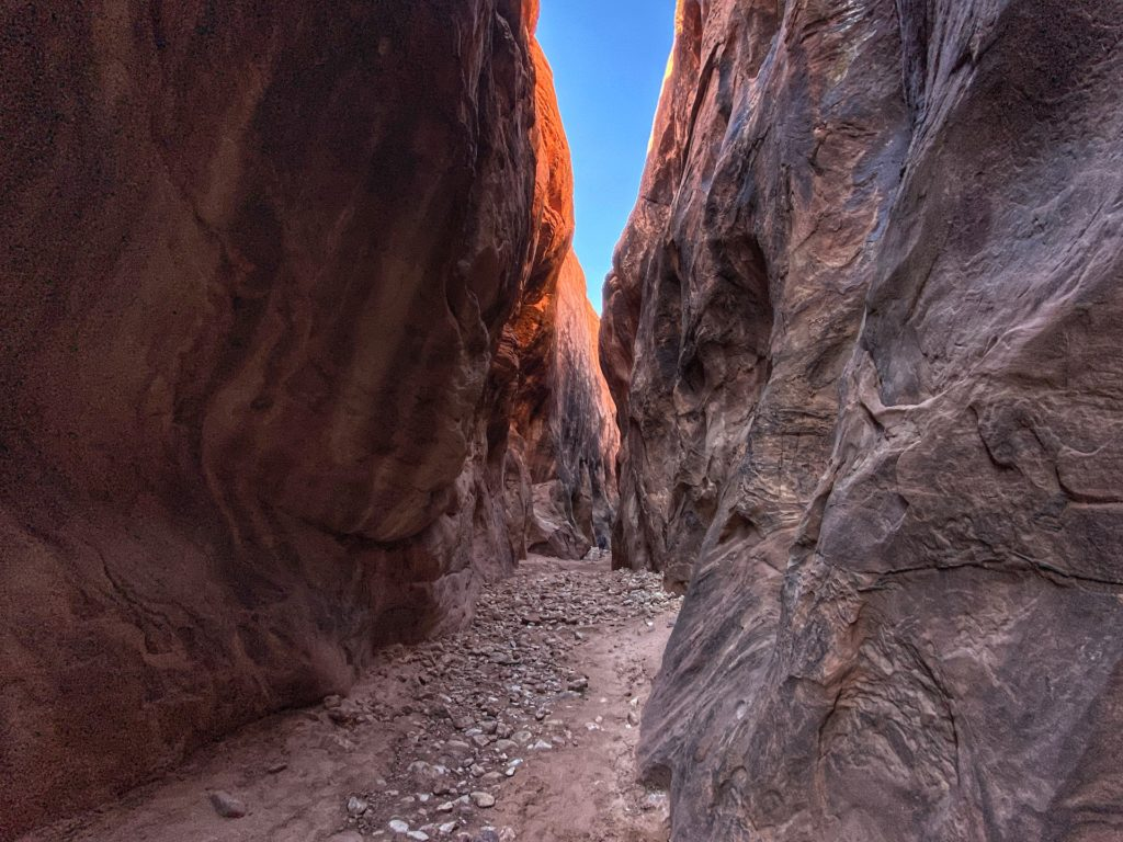 Wire Pass Slot Canyon & Buckskin Gulch Trail Hike 31