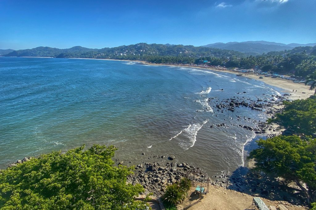 Best view in Sayulita Villa Amor